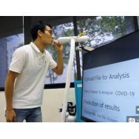 Сінгапурський стартап розробив експрес тест на COVID-19 працює як алкотестер