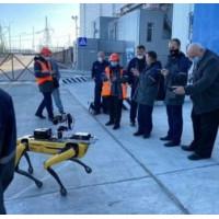 Ходячий дозиметр - робот пес від Boston Dynamics на Чорнобильській АЕС