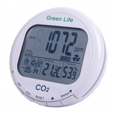 СО2 Монітор/термогігрометр-контролер AZ-7787 Green Life