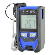 """Даталогер - реєстратор температури і вологості Flus """"ET-175"""""""
