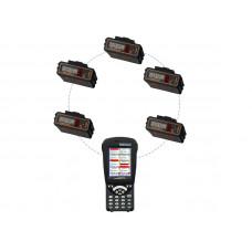 SkyDOSE (Team), Система теледозиметрії для радіометра-дозиметра SaphyDOSE GAMMA-i