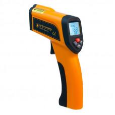 Пірометр Xintest HT-6897 (-50...+1650°C, 50:1) з термопарою