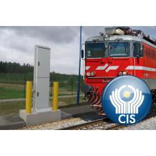 Залізничні портальні радіаційні монітори серії PM5000A