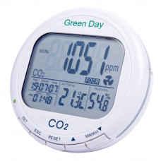 СО2 Монітор/термогігрометр-контролер AZ-7788