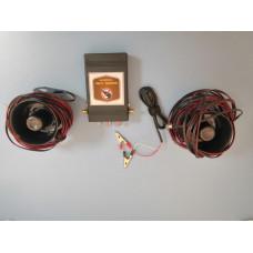 Біоакустичний відлякувач птахів КОРШУН-8 PRO з сонячною батареєю