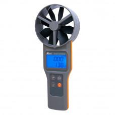 Анемометр-аналізатор AZ-8919 (СО2, RH, точка роси, WBGT)