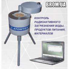 Гамма-радіометр РКГ-АТ1320C АТОТМЕХ с Ноутбуком