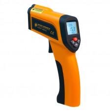 Пірометр Xintest HT-6898 (-50...+1850°C, 50:1) з термопарою